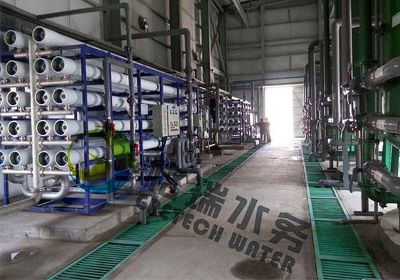 耐冲击负荷能力强,净化效率高,系统运行稳定,处理过程无气味