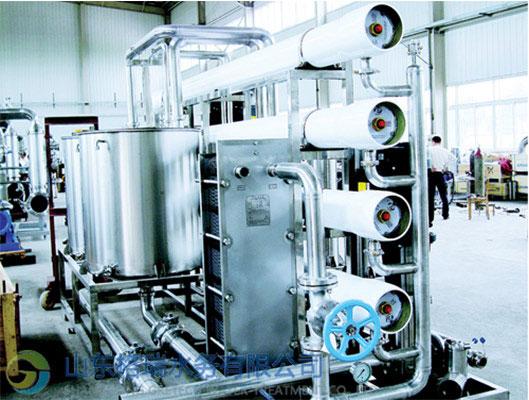 食品发酵:调味剂、果汁浓缩等膜分离设备