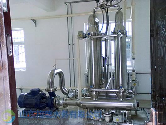 回用:酸碱回收、垃圾渗透液等膜分离设备