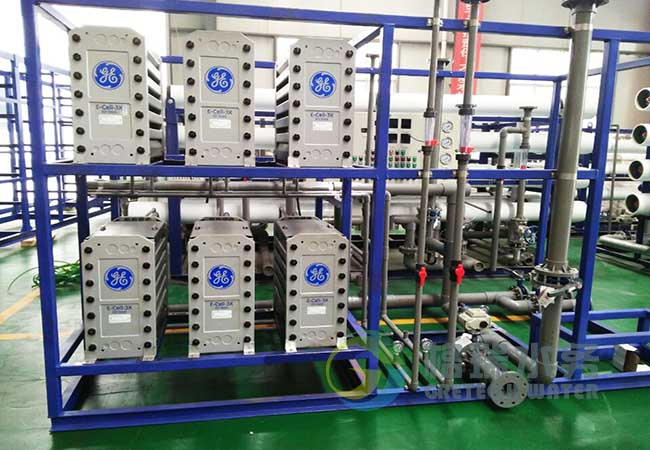 EDI技术的出现是水处理技术的一次跨越性的进步,代表着水处理行业的发展方向,同时也标志着水处理工业跨入绿色产业的行列