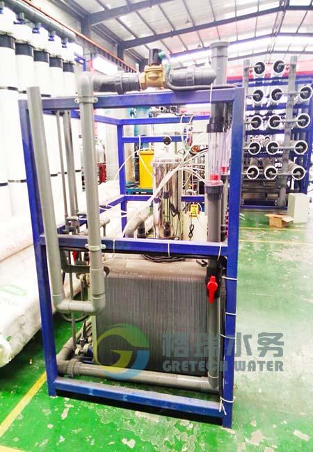 控制系统采用分散控制,集中监视的控制系统。操作站选用PLC控制器控制,组成一个高可靠性的自动运行和监视控制的控制系统
