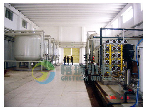 该种元件具有脱盐率高、产水量大、操作压低、抗压密封好、耐生物分解力强等诸多优点